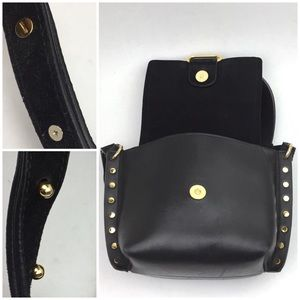 Isabel Marant Bags - ISABEL MARANT small Asli Leather Messenger Bag